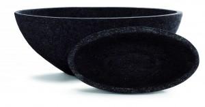 Terrazzo oval